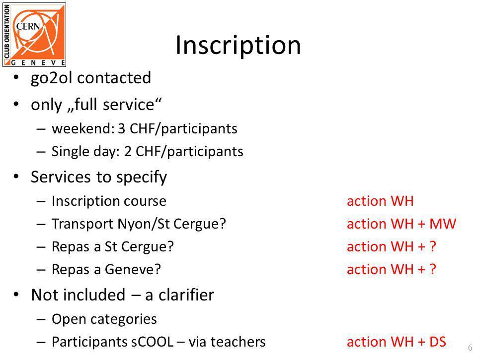 sCOOL Site web okaction DS http://petit-bazar.unige.ch/wp/primscool-orientation-ge/ Cartographie action EG/DS Assistance pour etapes TDS – Doodle a distribueraction EG -> LJ sCOOL cup ou etape vendredi 8.10.
