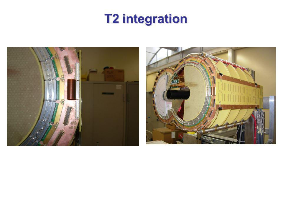 T2 integration