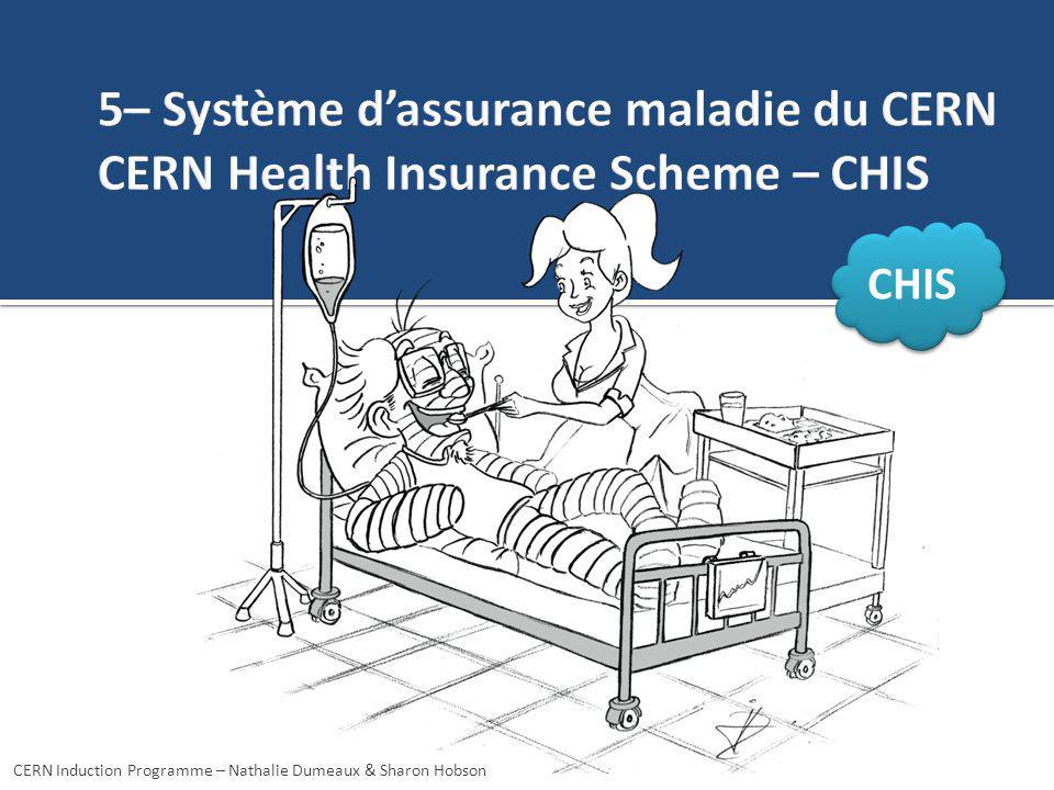 Assurance maladie 90% 200.– CHF 4,02% de la rémunération de base 6,47% contribution CERN 4,02% de la rémunération de base 6,47% contribution CERN Pour qui .