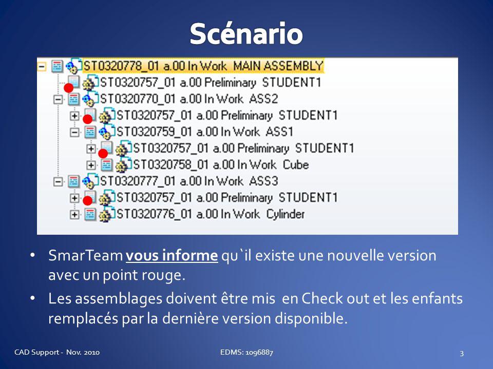 14EDMS: 1096887CAD Support - Nov. 2010