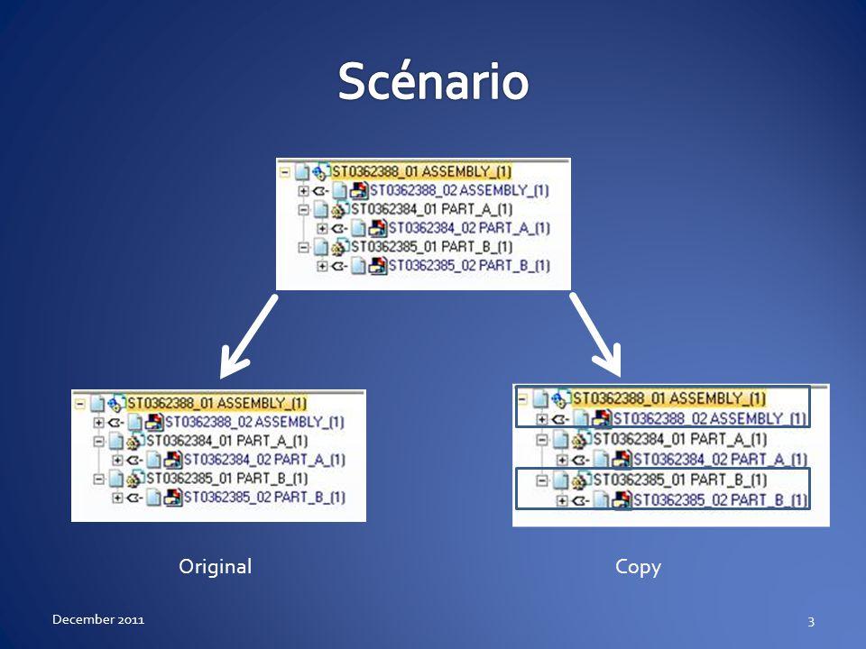 Allez dans le menu SmarTeam / « Save as » Dans le 3D et le 2D.