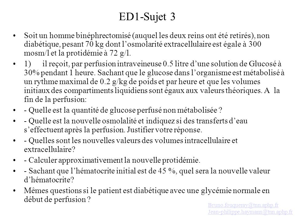Correction ED n°1 sujet 3