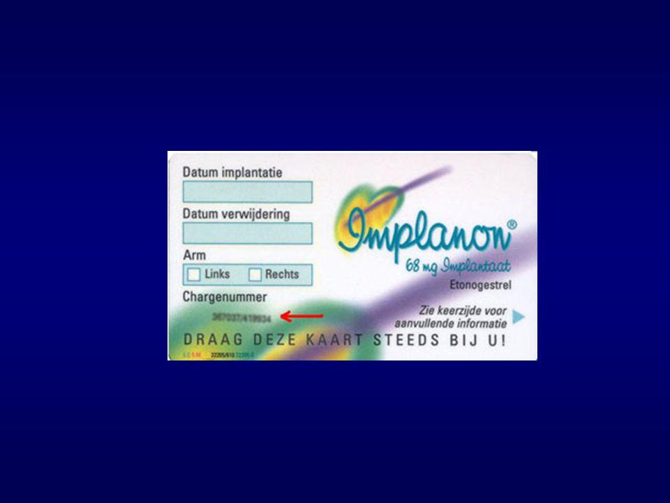 Efficacité contraceptive Data on file. Organon, Inc. 1999