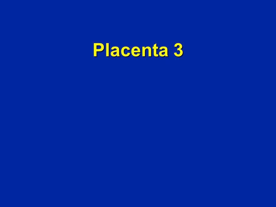 Terminologie Môle hydatiforme : placenta hypertrophique en grappe de raisinMôle hydatiforme : placenta hypertrophique en grappe de raisin –villosités avasculaires.