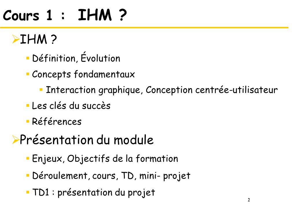 3 Qui suis-je .Maître de Conférences Informatique Paris 6 (sept.