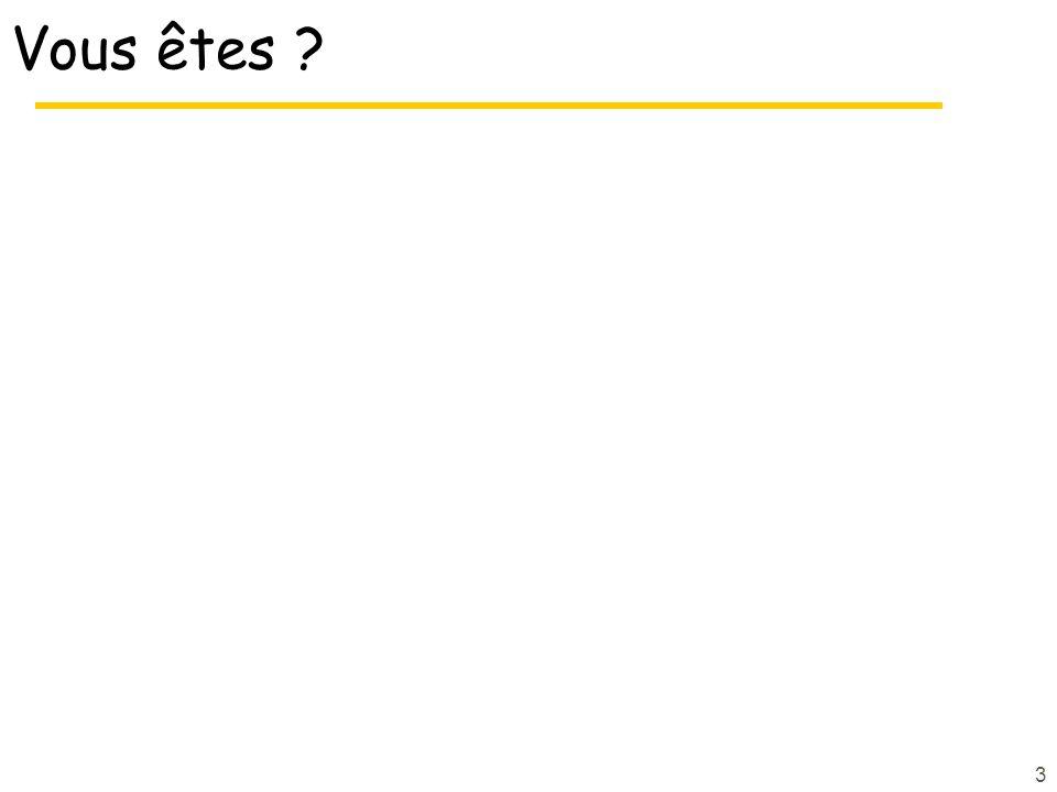 4 Objectif Formation pluridisciplinaire Informatique Sciences Humaines Pour Concevoir, développer et évaluer des dispositifs denseignement en ligne Public M2 : Formation initiale Étudiants titulaires dun M1 scientifique M2 ou DU : Formation continue Formateurs en entreprises Enseignants (partenariat avec lacadémie de Créteil) Reconversion vers formation et e-learning