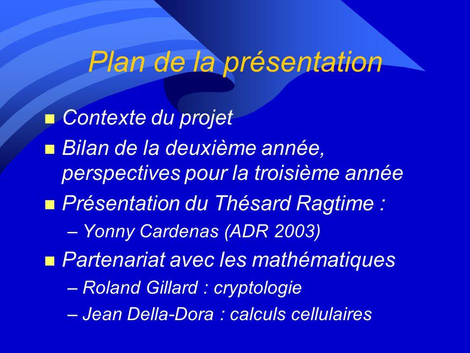 Rhône-Alpes : Grille pour le Traitement dInformations Médicales (RAGTIME) Serge Miguet LIRIS Université Lumière Lyon 2 26 avril 2005 Conseil régional