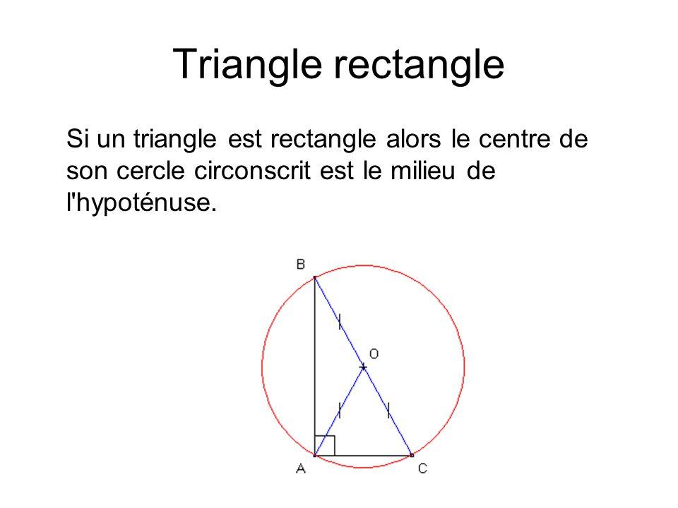 losange Définition : Un quadrilatère qui a ses 4 côtés de même mesure est un losange.