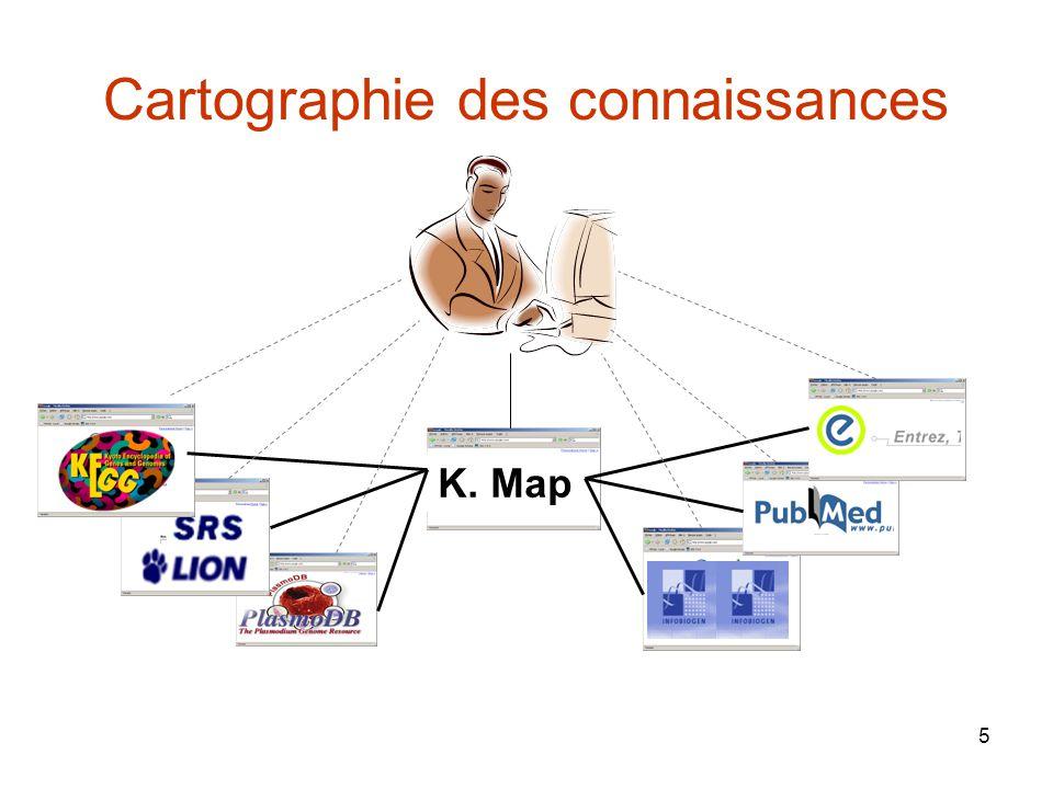 5 K. Map