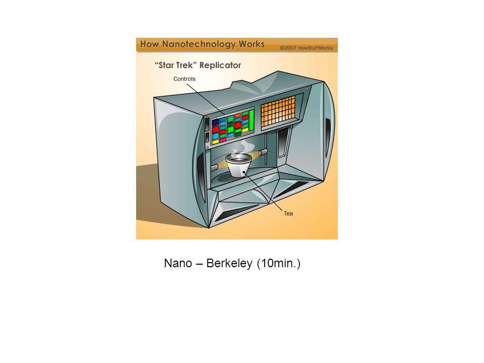 Nano – Berkeley (10min.)