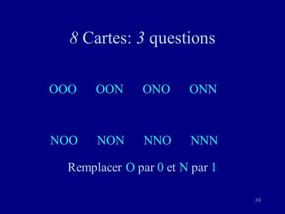 38 Oui / Non 0 / 1 Yin / Yang - - Vrai / Faux Gauche / Droite Blanc / Noir + / - Pile / Face