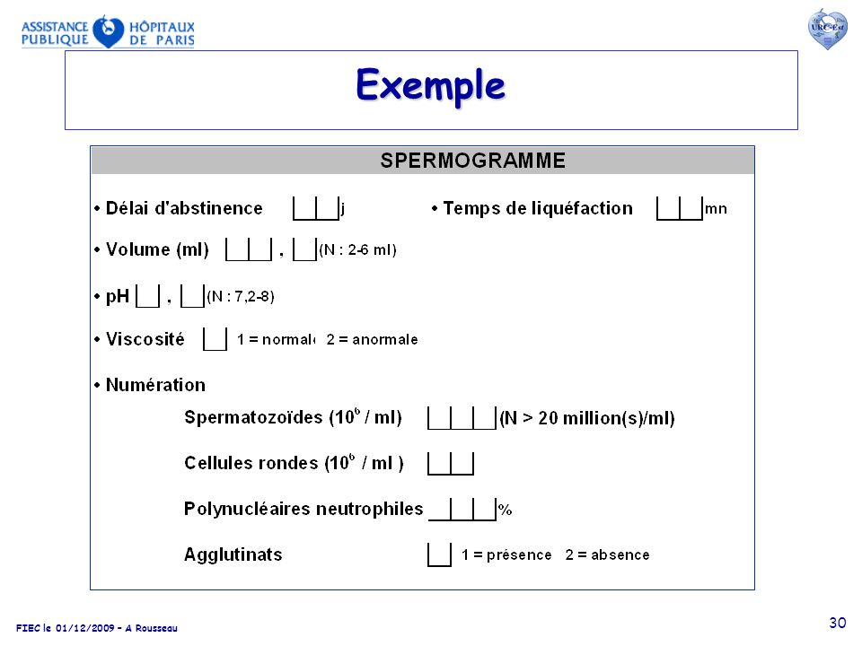 FIEC le 01/12/2009 – A Rousseau 30 Exemple
