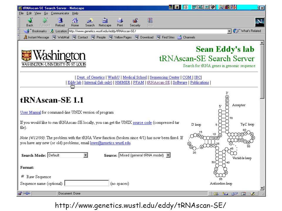 http://www.genetics.wustl.edu/eddy/tRNAscan-SE/