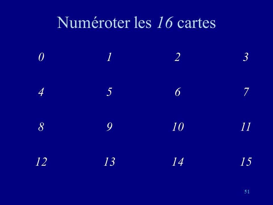 50 16 cartes 4 questions