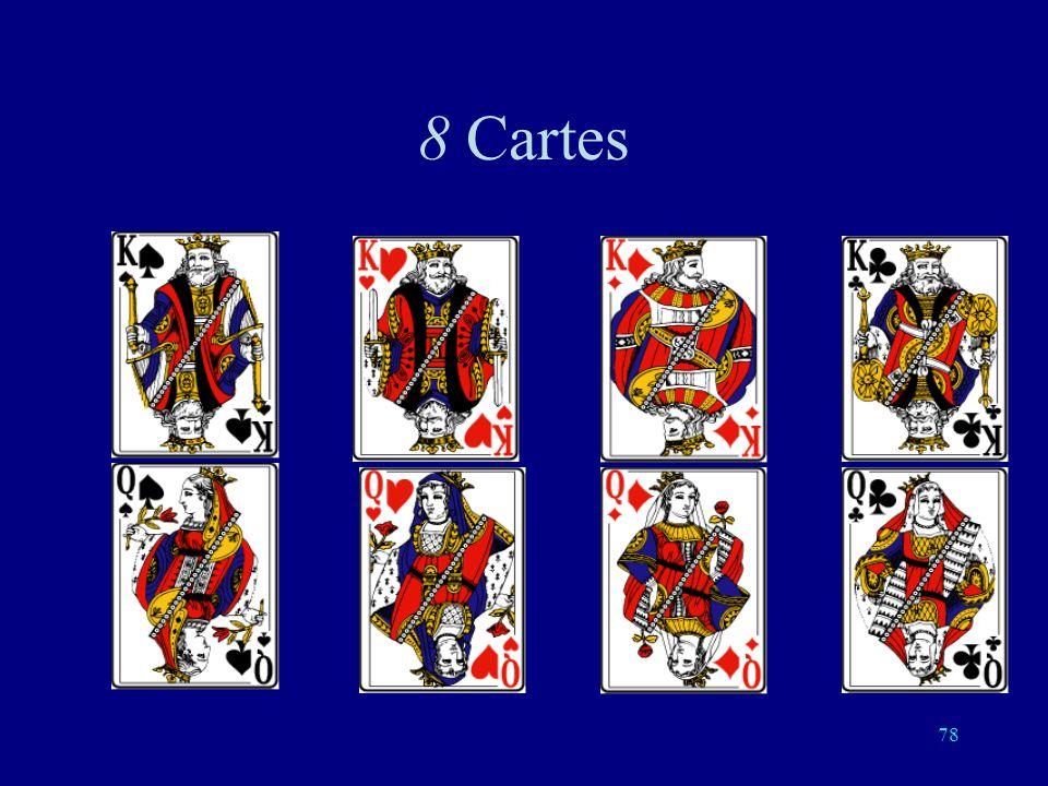 77 Mots du code Mots hors du code 0 0 00 0 1 0 1 1 0 1 0 1 0 11 0 0 1 1 0 1 1 1 Deux mots du code distincts ont au moins deux lettres distinctes.