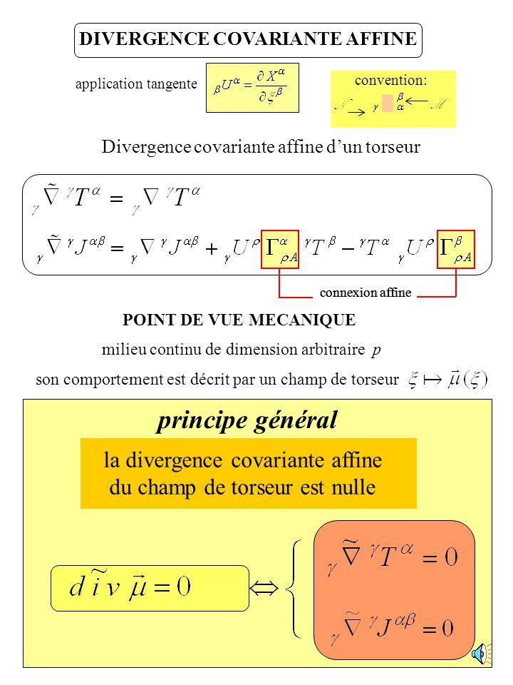 CONNEXION AFFINE affine transformation Galilean transformation connexion galiléenne gravitéeffets de Coriolis connexion affine