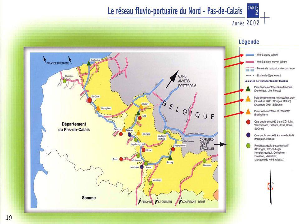 Transport fluvial des produits agroalimentaires non-intentionnels 19