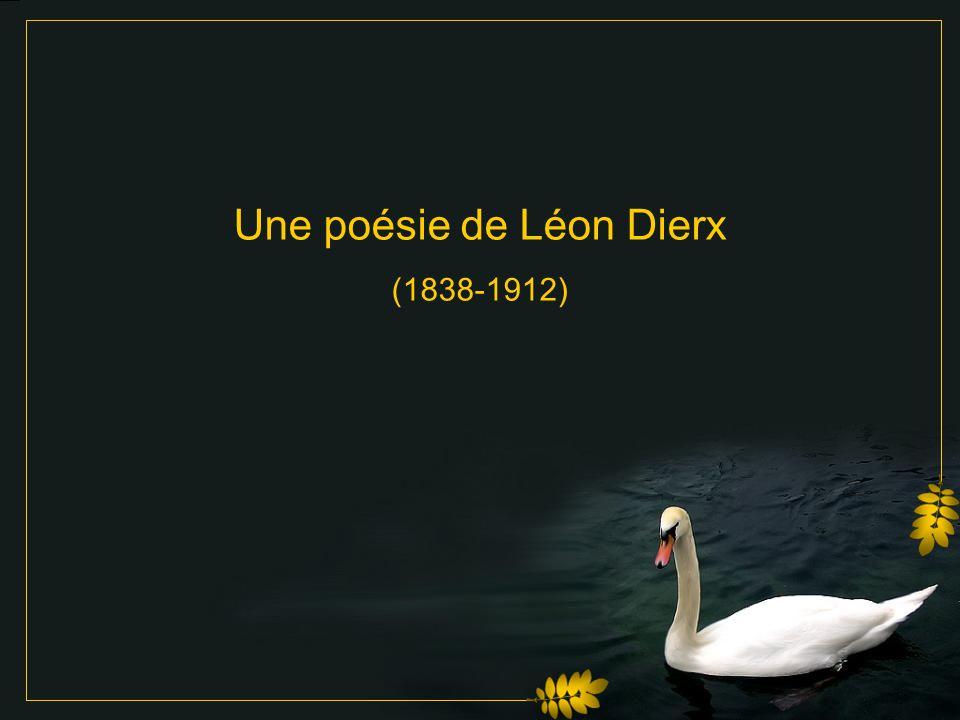 Une poésie de Léon Dierx (1838-1912)