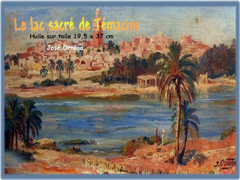 Huile sur toile 93 x 192 cm Constantin Font (1890-1954)