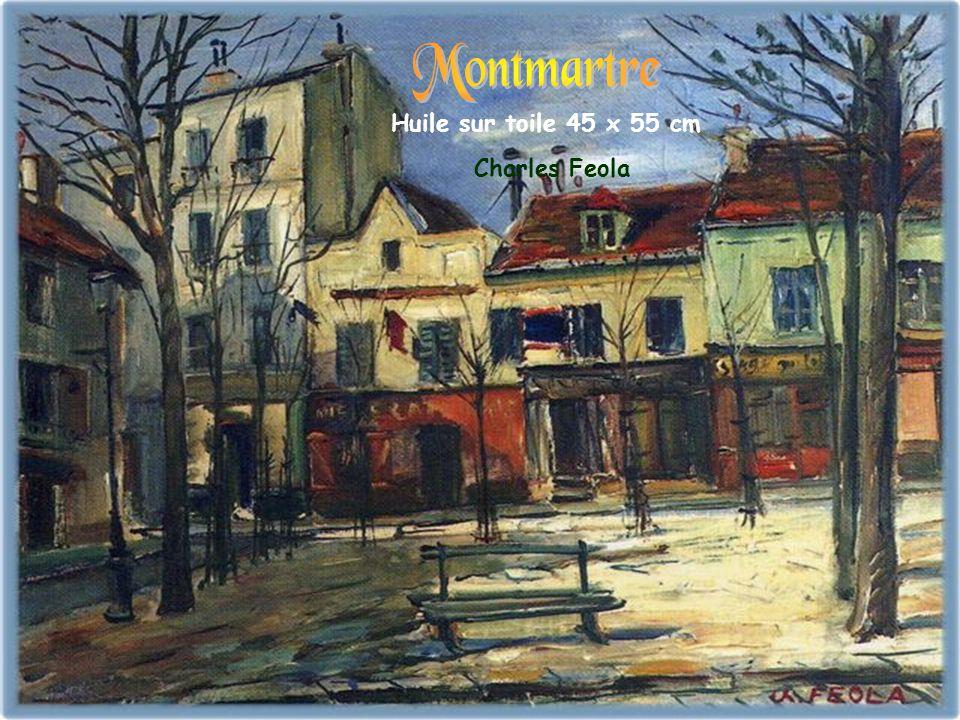 Huile sur toile 158 x 88 cm José Ortéga