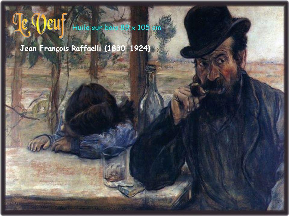 Huile sur toile 56 x 100 cm Paul Rossi