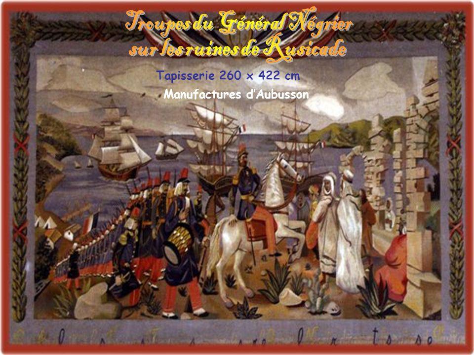Panneau mural 322 x450 cm Jaubert