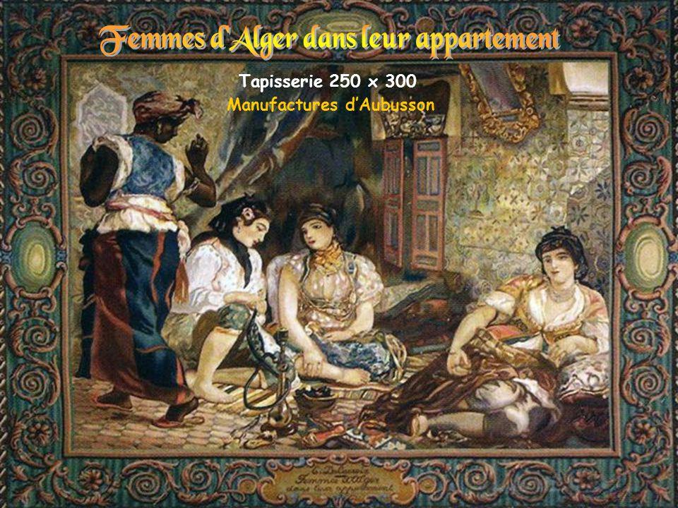 Tapisserie 260 x 422 cm Manufactures dAubusson