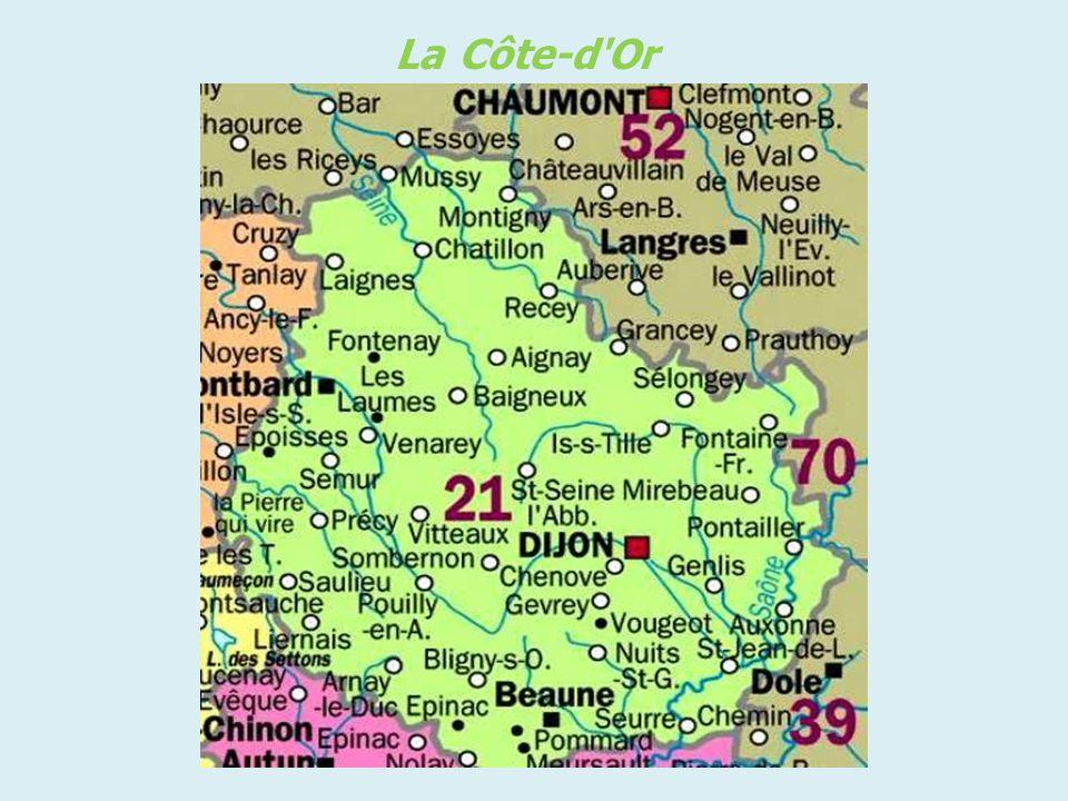 L A A C Ô T E E - - D O R Région B ourgogne F rance Musical & Automatique Mettre le son plus fort 6 juin 2014 FRANCE