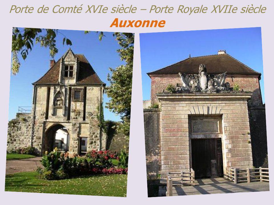 Morey-Saint-Denis le village en Automne