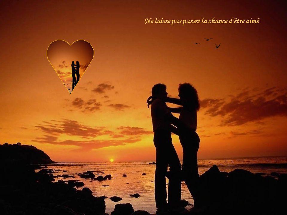 Ouvre grand ton cœur ne cherche pas ailleurs écoute ce qu'il te dit