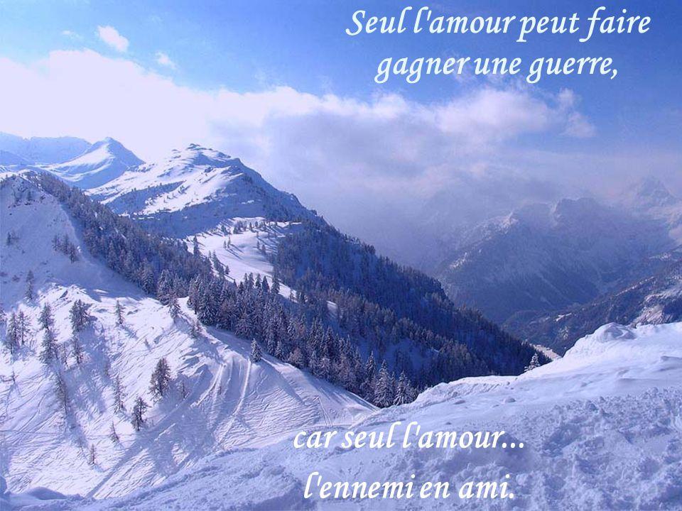 Lorsque lAmour Envahi le cœur… Lorsque l'amour envahit le cœur… Il ny a plus de place pour la haine, la colère, lenvie et la jalousie.