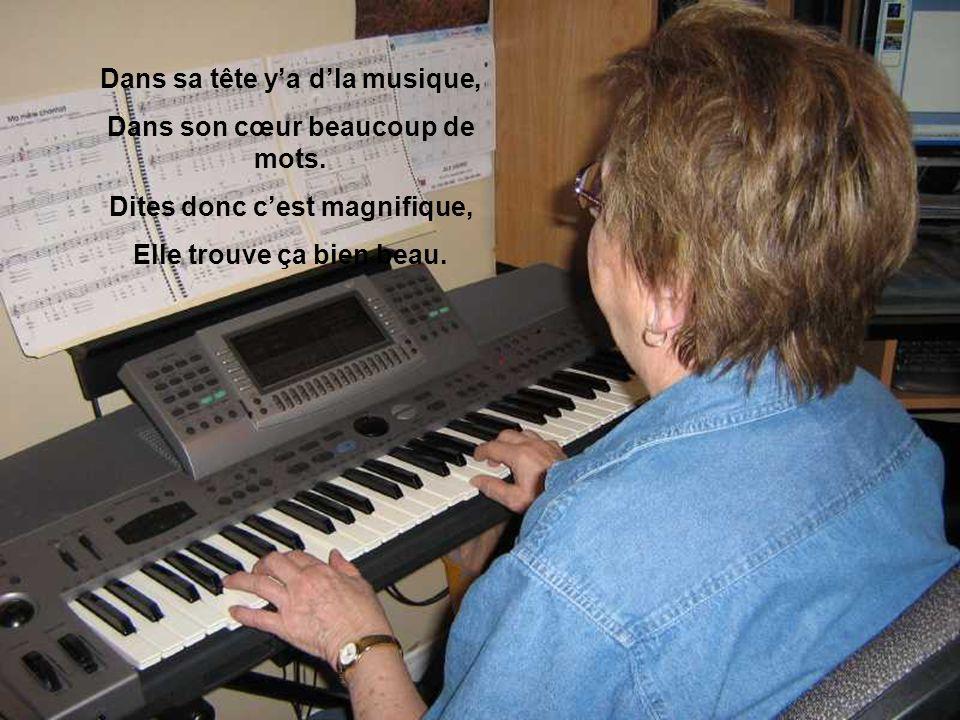 Laisse chanter ton cœur Pour un peu de bonheur. Laisse les mots magiques, Découvrir la musique.