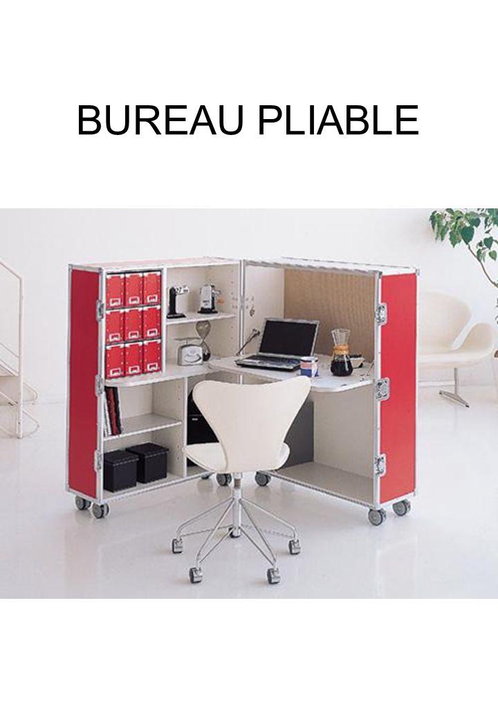BUREAU PLIABLE