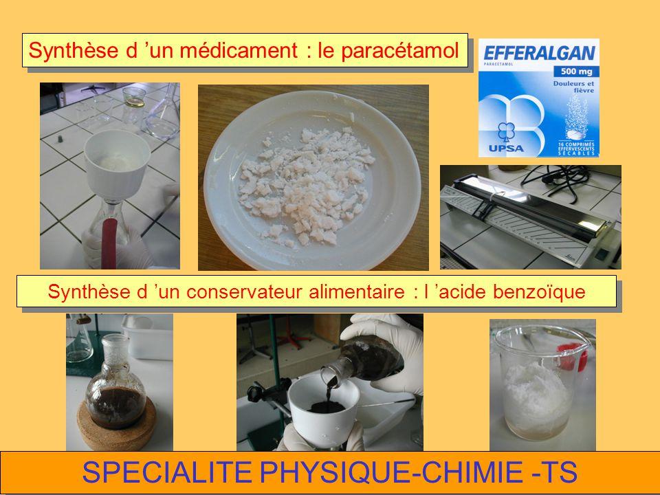 Chromatographie sur colonne d un sirop de menthe Extraction et analyse chromatographique d une huile essentielle présente dans les écorces d orange SP