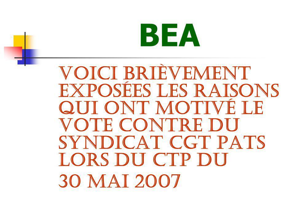 Créé par le syndicat CGT PATS du SDIS du Rhône Juin 2007