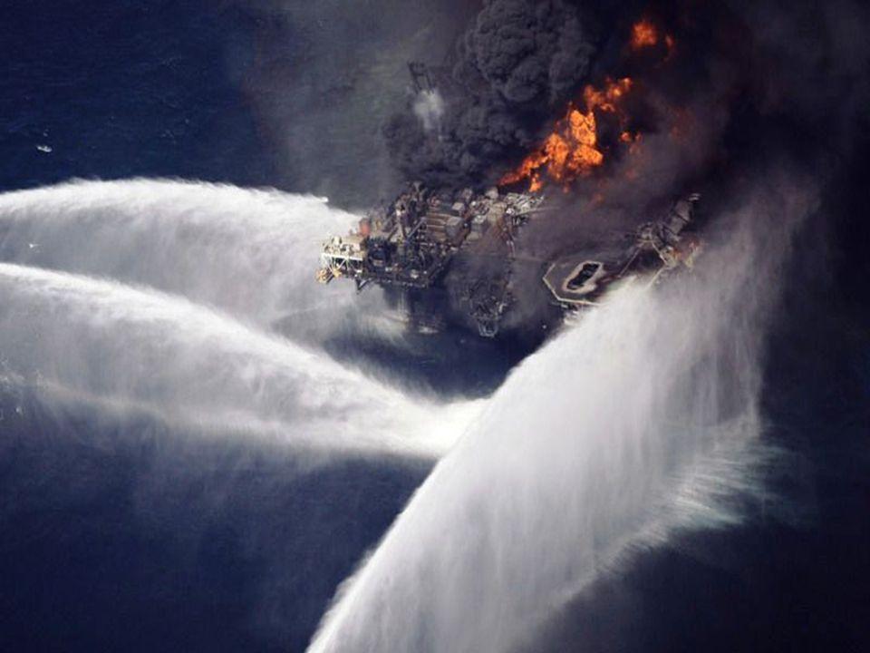 Michael Abdenhoff, un porte-parole de BP Nous avons trouvé une nouvelle fuite. Elle est en amont des deux fuites déjà présentes.