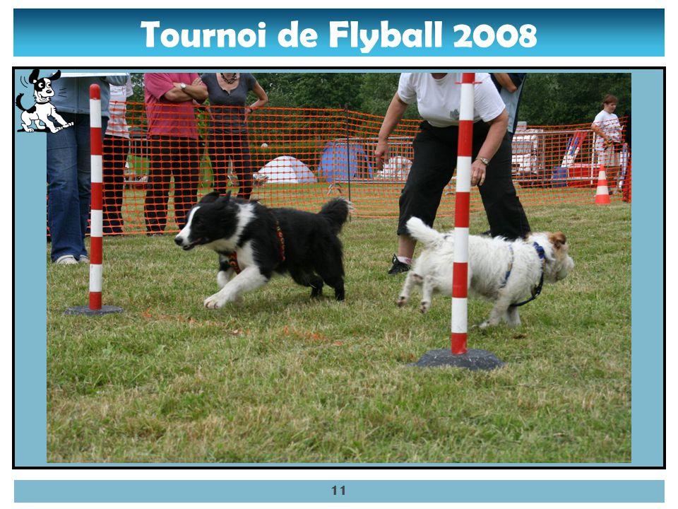 Tournoi de Flyball 2008 10