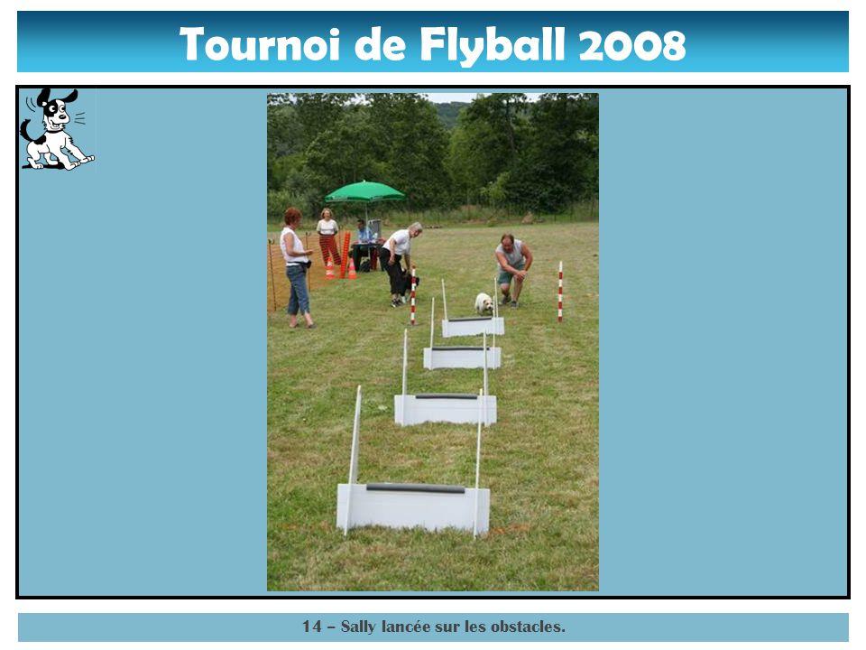 Tournoi de Flyball 2008 13