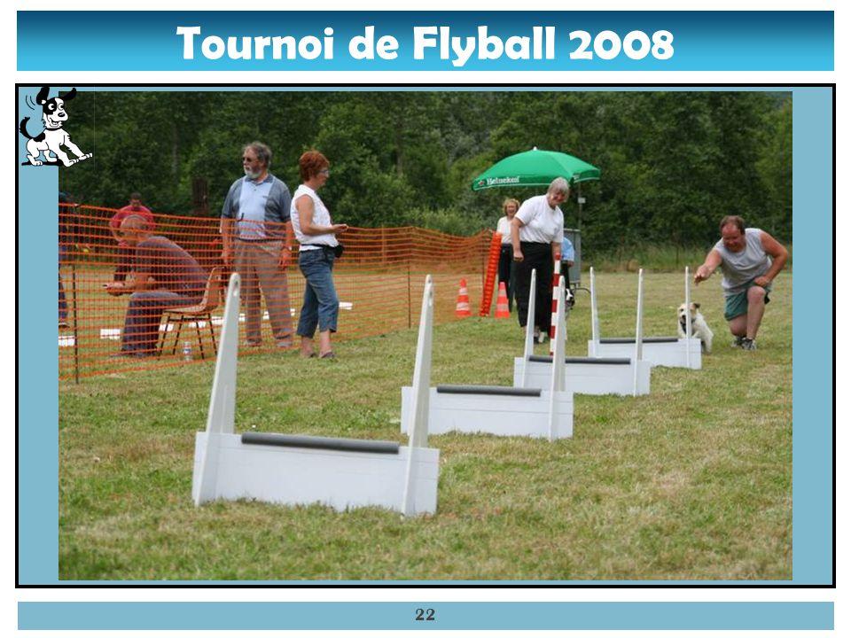 Tournoi de Flyball 2008 21