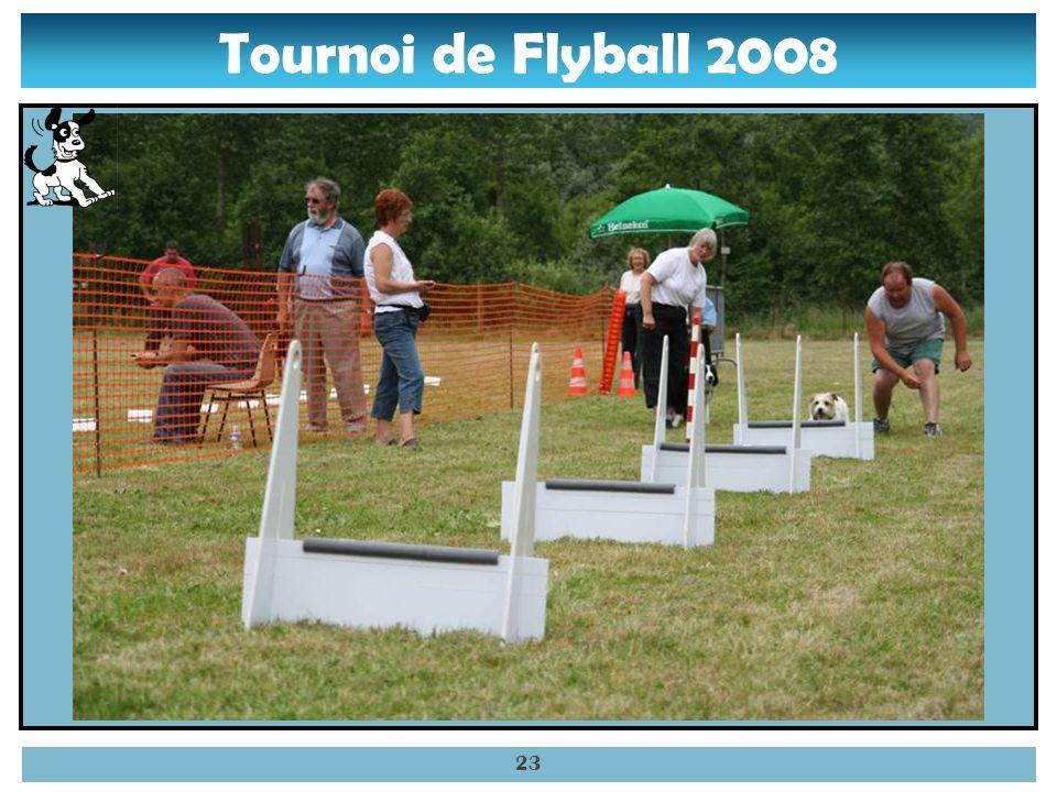 Tournoi de Flyball 2008 22