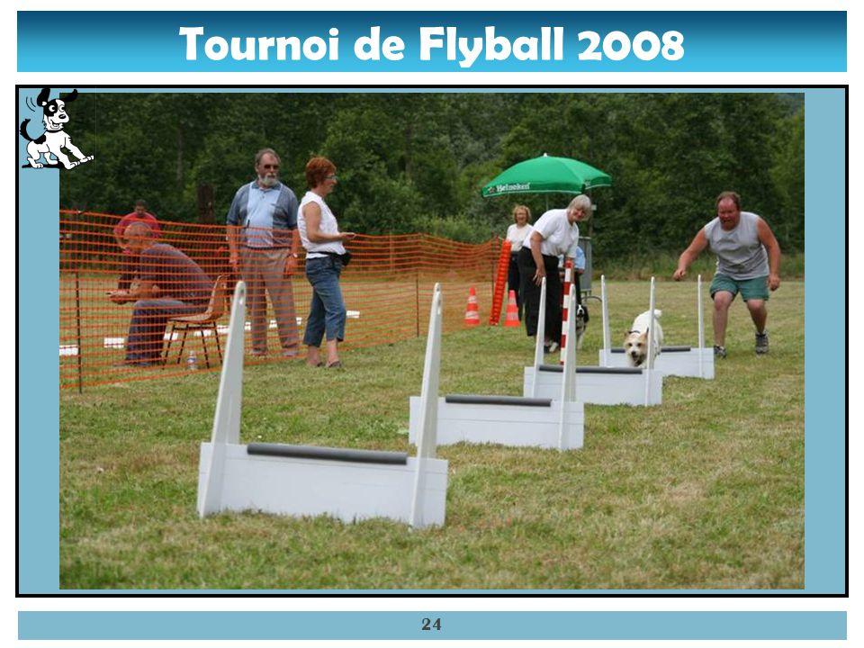 Tournoi de Flyball 2008 23