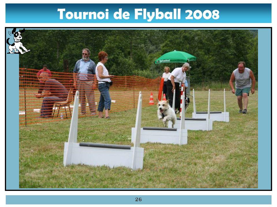 Tournoi de Flyball 2008 25