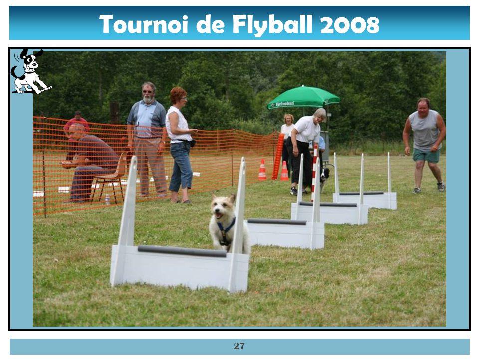 Tournoi de Flyball 2008 26