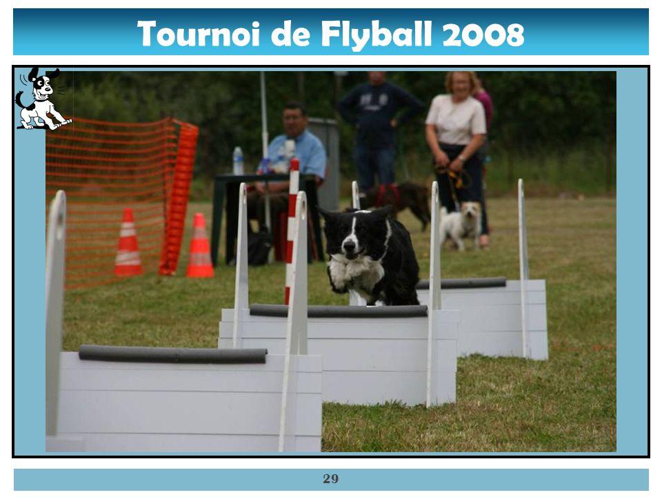 Tournoi de Flyball 2008 28