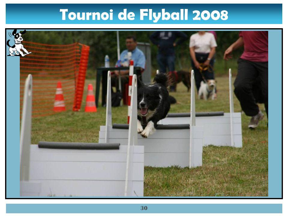 Tournoi de Flyball 2008 29