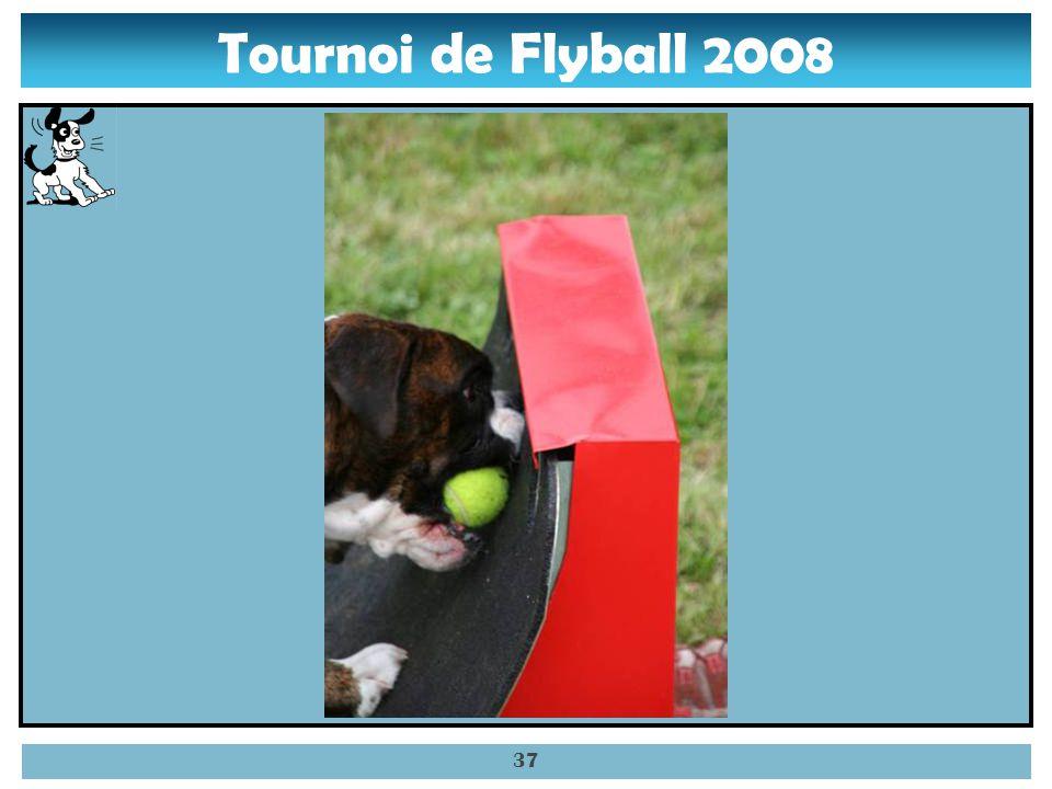 Tournoi de Flyball 2008 36