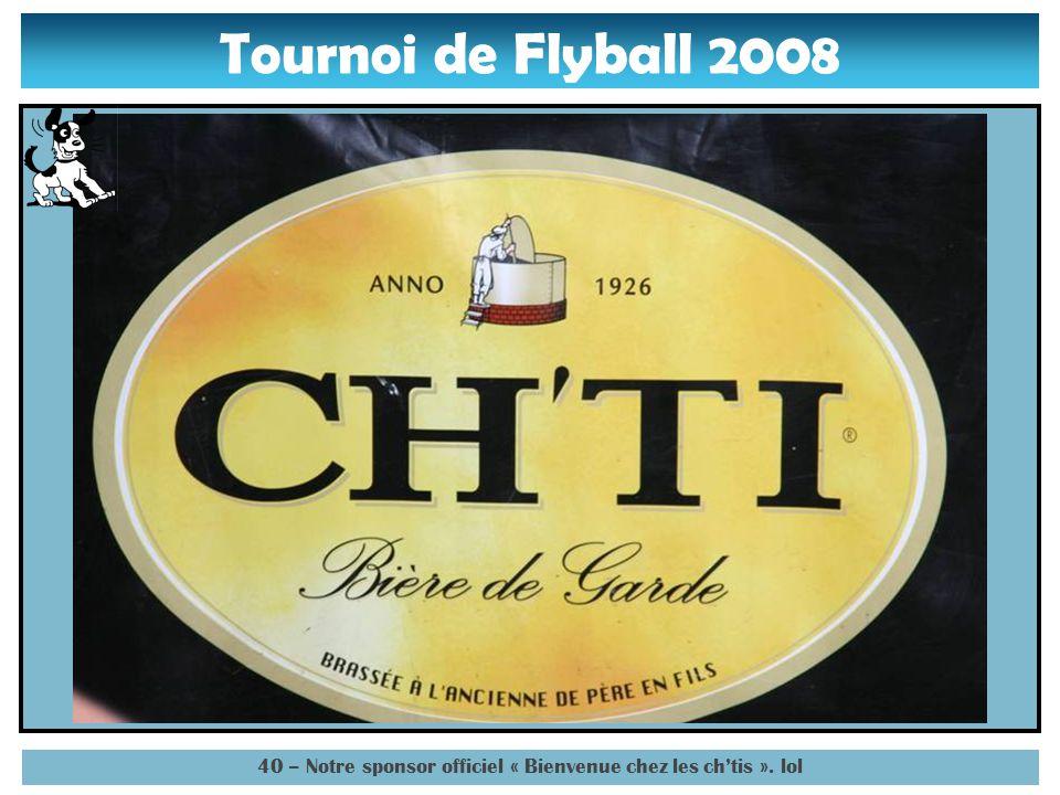 Tournoi de Flyball 2008 39