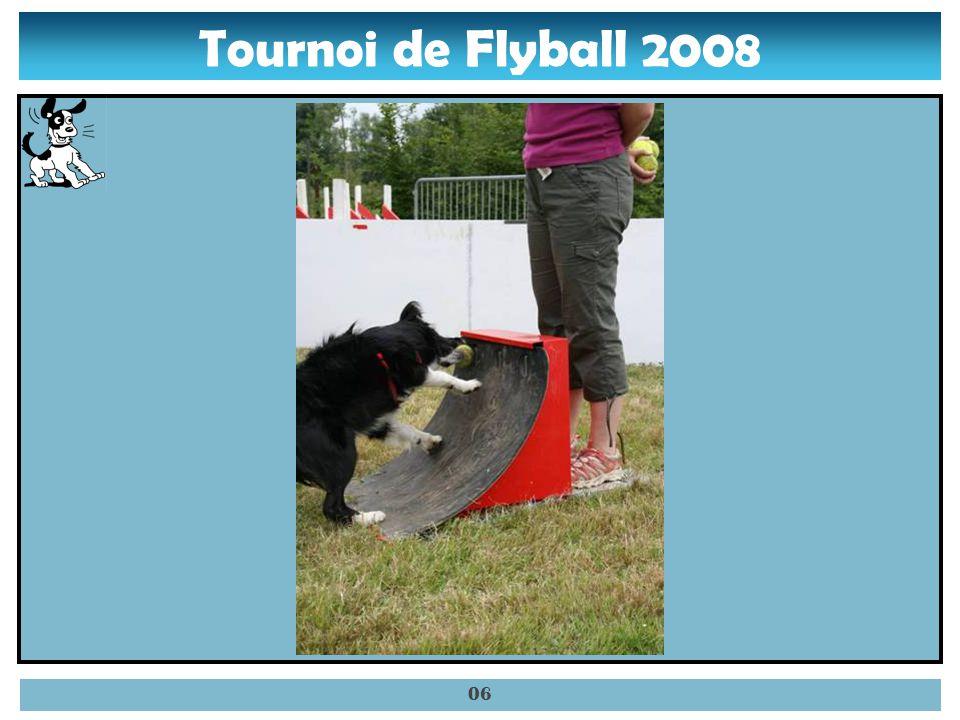 Tournoi de Flyball 2008 05