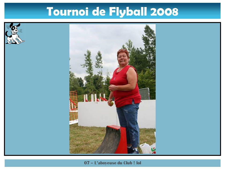 Tournoi de Flyball 2008 06