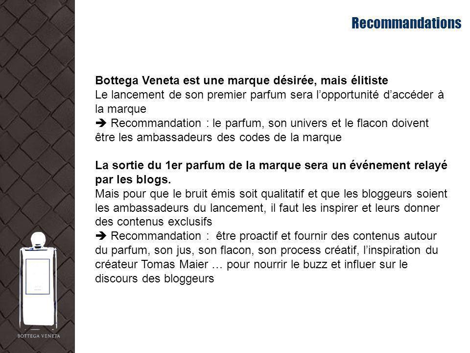 Recommandations Bottega Veneta est une marque désirée, mais élitiste Le lancement de son premier parfum sera lopportunité daccéder à la marque Recomma